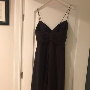 Dresses & Skirts - Hailey Paige chiffon gown